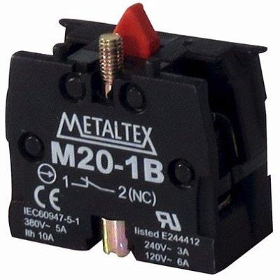 CONTATO 1NF P/BOTÃO M20/P20 M20-1B