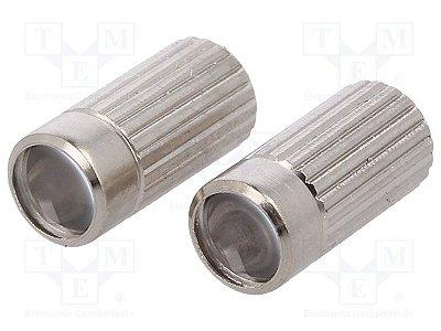 par de lentes para fibras óticas E32-TC50/200/500/1000, E32-T11(L), E32-T61  E39-F1