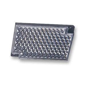 refletor omron, dimensões: 38 x 22,5 x 11 mm, compativel com os sensores: E3Z, E3JK, E3JM, E3S-CR, E3A. E39-R3  E39-R3