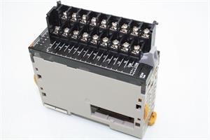 expansão clp omron 16E, interrupt input, 7mA, 24Vcc, conexão terminal block, corrente de consumo 0,08A  a 5Vcc, CJ1W-INT  CJ1W-INT01