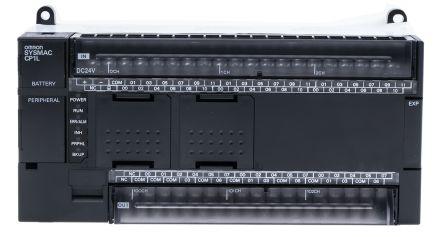 clp omron 36E 24Vcc+ 24S saida transistor NPN 24Vcc  CP1L-M60DT-D
