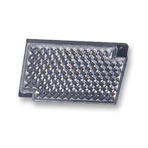 refletor omron, dimensões: 42,3 x 30,9 x 8 mm, compativel com os sensores: E3Z. E39-R9  E39-R9