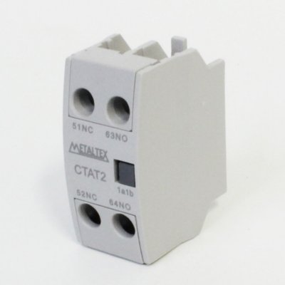 CONTATO AUXILIAR FRONTAL 1NA-1NF P/CT9 A 85  CTAT2-11