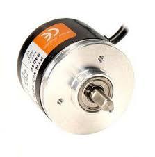 ENCODER LINE DRIVER 5V - 1024PPR- DIAM EXTERNO 44MM - EIXO 6MM  HTR-W2-1024-3-L-5V
