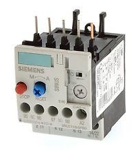 rele sobrecarga termico  3RU1116-1BB0  1,4 a 2A