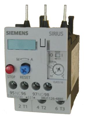 rele sobrecarga termico  3RU1126-4BB0  14 A 20A
