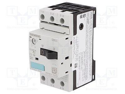 disjuntor motor, 2,8 a 4A, tamanho S00, terminais com parafuso 3RV1011-1EA10