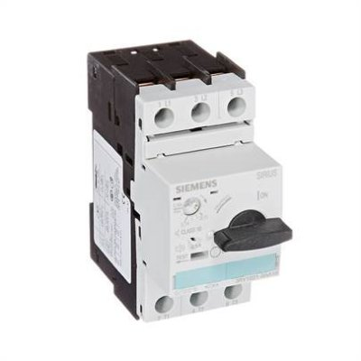 disjuntor motor, 1,8-2,5A, tamanho S0, sem bloco 3RV1021-1CA10