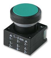 frontal botão de comando impulso  verde 3SB30000AA41