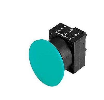 frontal botão emergencia puxar p/ destravar VM 3SB30001CA21