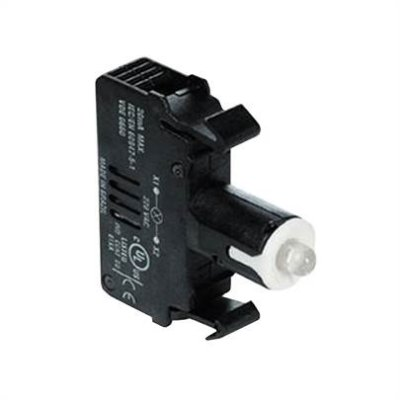 bloco  led integrado  3sb6 110V branco 3SB6405-1BA60-1AA0