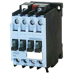 contator força tri 9A/220V/1NA/50/60hz  tam 0 3TS3010-0AN2