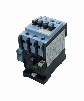 contator auxiliar 32A/220Vca/1NA+1NF/60hz 3TS tam 1 3TS3411-0AN2