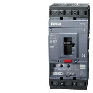 disjuntor sem disparador 3VT2725-2AA36-0AA0, 250A, 36kA, 380V