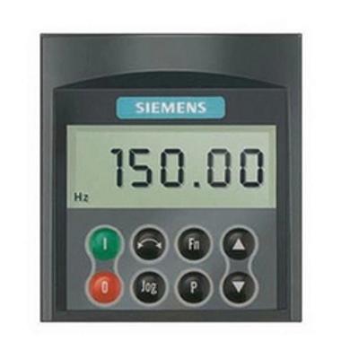 painel operação básico 6SE6400-0BP00-0AA0  BOP p/ MM420/440 6SE64000BP000AA0