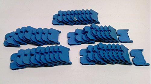 conector de passagem/2,5mm²/azul/parafuso 8WA1011-1BF23