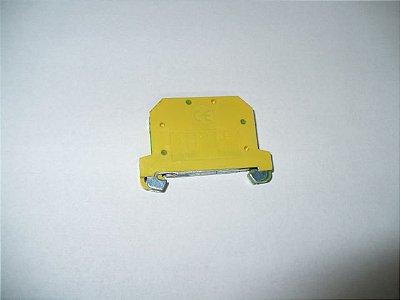 conector terra  8WA1011-1PG00, borne 4mm 8WA10111PG00