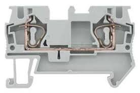 conector de passagem/4mm/cinza/mola 8WH2000-0AG00
