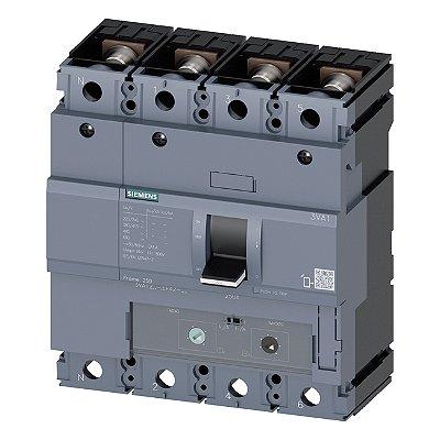 DISJ 4P 250A 36KA 380V TM240 ATAM 3VA12   3VA1225-4GF42-0AA0