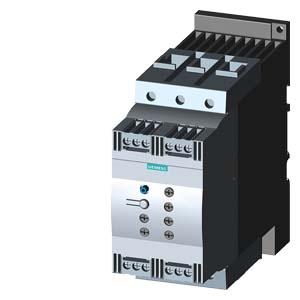 SOFTSTARTER 3RW40 80A/200-480V/24VUC/T   3RW4046-1TB04