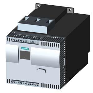 SOFTSTARTER 3RW44 47A/40G/400-600V/115V   3RW4424-1BC35