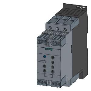SOFTSTARTER 3RW40 72A/400-600V/24VUC   3RW4038-1BB05