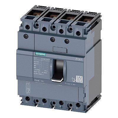 DISJ 4P 50A 55KA 380V TM210 FTFM 3VA11   3VA1150-5ED46-0AA0