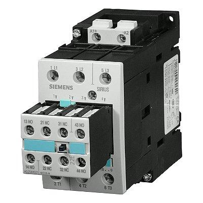 CONTATOR 3RT10 36-1BB44  24VDC 2NA+2NF   3RT1036-1BB44