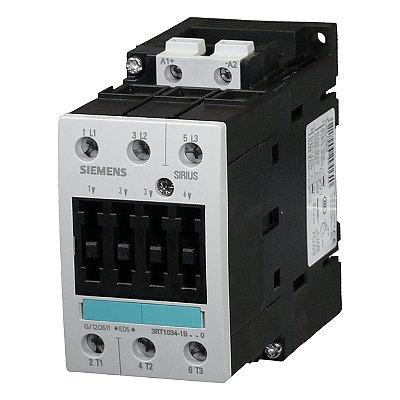CONTATOR 3RT10 36-1BG40 125VDC   3RT1036-1BG40