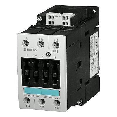 CONTATOR 3RT1035-3BB40  24VCC   3RT1035-3BB40