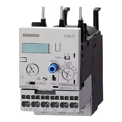 RELE ELETRONICO 3RB21 23-4SD0 3-12A   3RB2123-4SD0