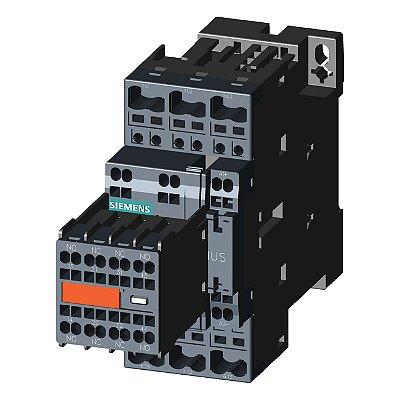 CONTATOR INNOV 3RT2028-2BB44-3MA0 24V CC   3RT2028-2BB44-3MA0
