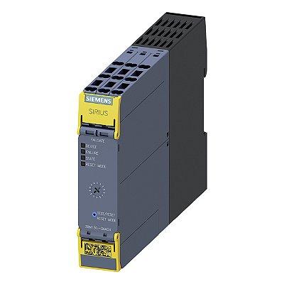 PARTIDA 3RM1 REV SAFETY 0,4-2A 24V MISTA   3RM1302-3AA04