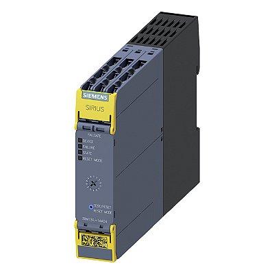 PARTIDA 3RM1 REV SAFETY 0,1-0,5A PARAF   3RM1301-1AA04