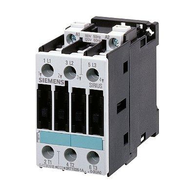 CONTATOR 3RT10 26-1BG40 125VDC   3RT10261BG40