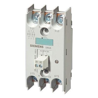 SSR 45MM 30A/TRIF/2F/48-600V/4-30VCC/T.A   3RF2230-3AB45