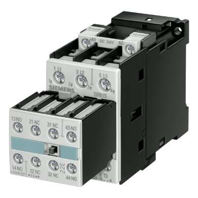 CONTATOR 3RT10 24-1BG44 125VDC   3RT1024-1BG44