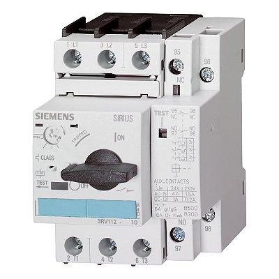DISJUNTOR 3RV11 21-1BA10 (1,4-2A)   3RV1121-1BA10