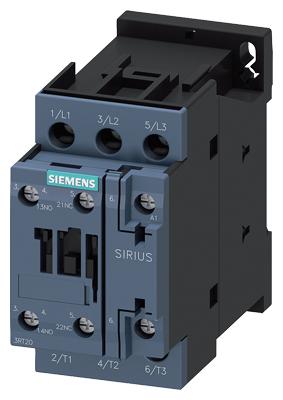 CONTATOR INOV3RT2027-1AR60 400V50-440-60   3RT2027-1AR60
