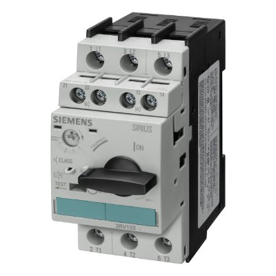 DISJUNTOR 3RV1021-0AA15 (0,11-0,16A).   3RV1021-0AA15