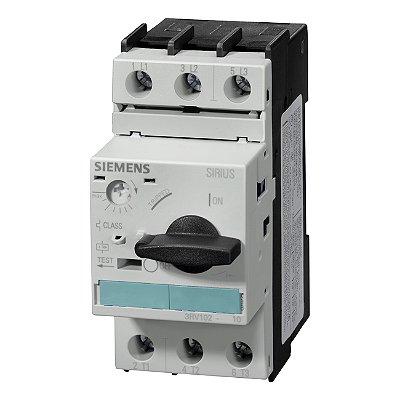 DISJUNTOR 3RV10 21-1BA10 (1,4-2A)   3RV1021-1BA10