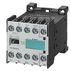 CONTATOR 3TF28 01-0AL2  230V 50/60HZ   3TF2801-0AL2