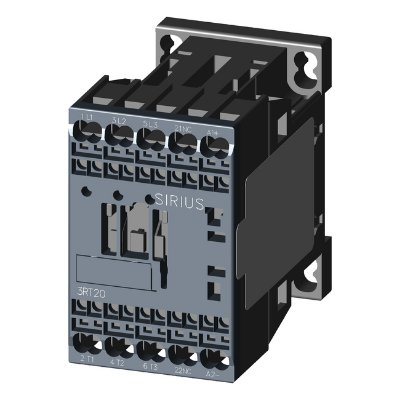 CONTATOR INNOV 3RT2016-2BB42-0CC0 24V CC   3RT2016-2BB42-0CC0