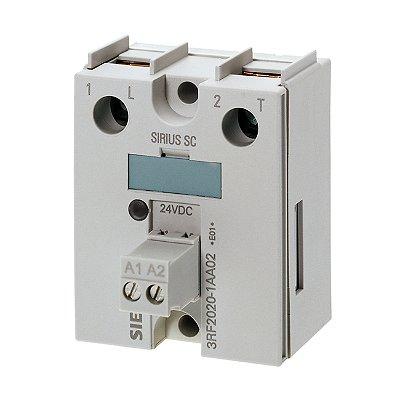 REL.EST.SOL.45MM 20A/24-230V/110-230VCA   3RF2020-1AA22