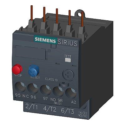 RELE BIMET. 3RU2116-0GB0 0,45-0,63A S00   3RU2116-0GB0