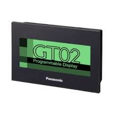 IHM 3,8POL MONOCROMATICA 5Vcc PANASONIC GT02 AIG02GQ02D