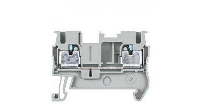 conector de passagem/2,5mm/cinza/plug-in (mola rapida) 8WH6000-0AF00