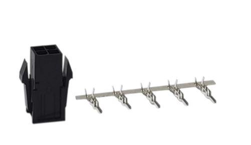 Conector do cabo de potência - Modelos B e B2 DELTA ASDBCAPW0000