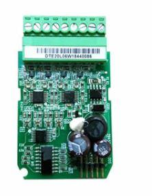 Controlador de temperatura DTE tipo modular de múltiplos canais com Unidade de extensão e 4 canais de saída de pulsos de tensão DELTA DTE20V