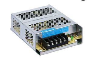 Fonte de alimentação com tensão de entrada 85~264Vac monofásica ou 120~375Vdc e tensão de saída 24Vdc - potência de saída 100W (4,17A) montado em caixa de Alumínio DELTA PMC-24V100W1AA